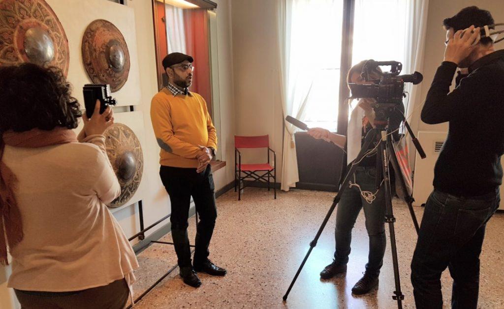 narrazioni nuovi cittadini registrate al museo