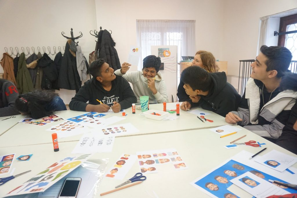 progetto interculturale dall'opera al racconto